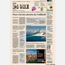 Ediz. di Venerdì 25 Giugno + How to spend it