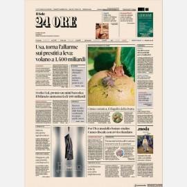 Ediz. di Venerdì 27 Settembre + Omaggio Rapporto Sole24h Sud + Il Maschile del Sole24h