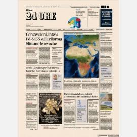 Ediz. di Venerdì 30 agosto + Il Maschile
