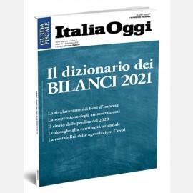 Il Dizionario dei Bilanci 2021