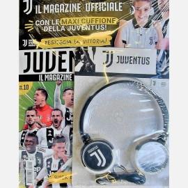 Juventus Magazine N. 10 + Le Maxi Cuffione