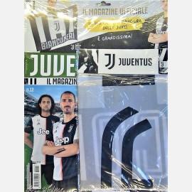 Juventus Magazine N. 12 + Bandiera