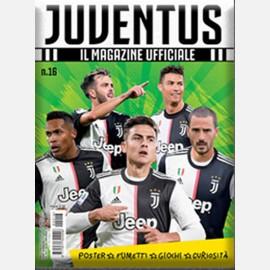 Juventus Magazine N. 16 + Le maxi cuffie