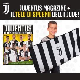 Juventus Magazine n. 18 + Telo mare di spugna