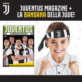 Juventus Magazine n. 19 + La bandana