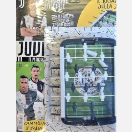 Juventus Magazine n. 21 + Il biliardino