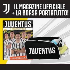 Juventus Magazine N. 27 + la borsa portatutto