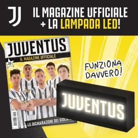 Juventus Magazine N. 29 + Lampada led!