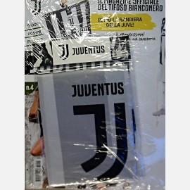 Juventus Magazine N.4 + Bandiera