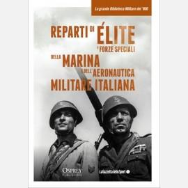 Reparti d'élite e forze speciali della Marina e dell'Aviazione Militare italiana