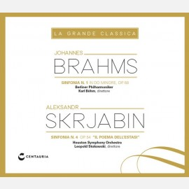 Brahms - Skrjabin