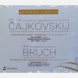 Cajkovskij - Bruch