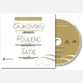 Cajkovskij - Poulenc - Satie