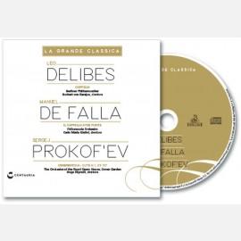 Delibes - De Falla - Prokof'ev