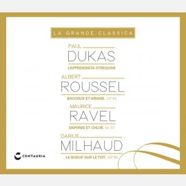 Dukas - Rousell - Ravel - Milhaud