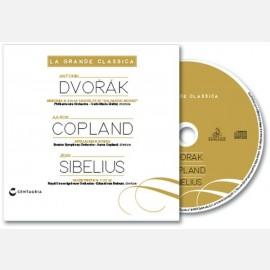 Dvorak, Copland, Sibelius