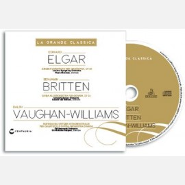 Elgar, Britten, and Williams