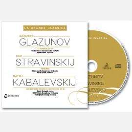 Glazunov - Stravinskij - Kabalevskij