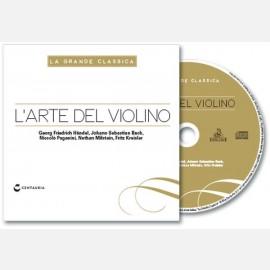 Haendel  - Bach - Paganini - Milstein - Kreisler