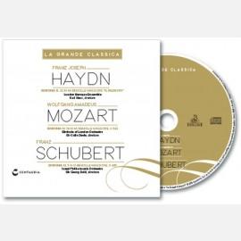 Haydn - Mozart - Schubert