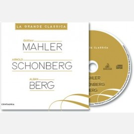 Mahler, Schonberg, Berg