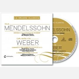 Mendelsshon, Weber
