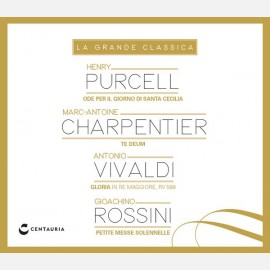 Purcell - Charpentier - Vivaldi - Rossini