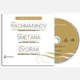 Rachmaninov - Smetana - Dvorak