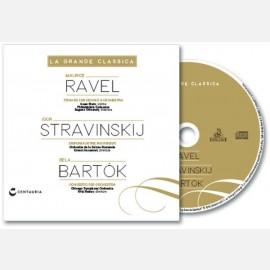 Ravel - Stravinskij - Bartók