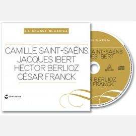 """Saint Saens ibert berlioz Franck"""