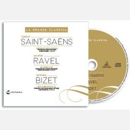 Saint Saens* - Ravel** - Bizet***
