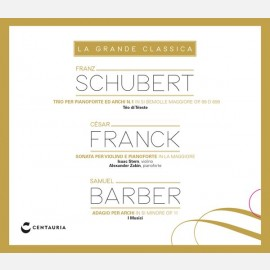 Schubert - Franck - Barbe