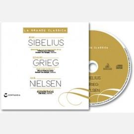 Sibelius, Grieg, Nielsen