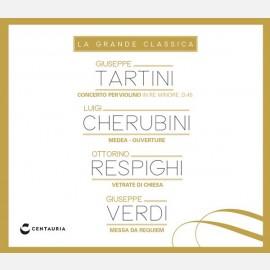 Tartini - Cherubini - Respighi - Verdi