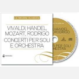 Vivaldi, Haendel, Mozart, Rodrigo
