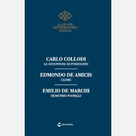 Collodi - De Amicis - De Marchi