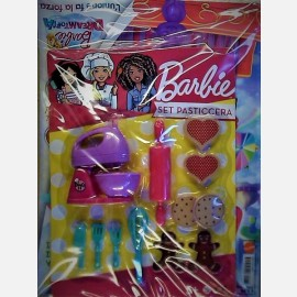 Barbie Fantasy - Ottobre 2020 + Set Pasticcera