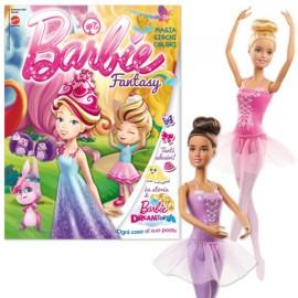 Barbie Fantasy - Settembre 2020 + Ballerina