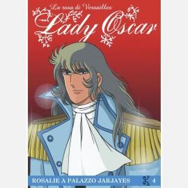 Lady Oscar - Rosalie a palazzo Jarjayes