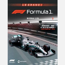 Mercedes - Amg F1 W10 Eq Power - Lewis Hamilton (2019)