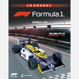 Williams FW11B - 1987 - Nelson Piquet