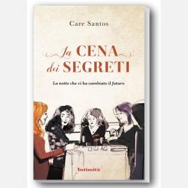 """Intimità + libro """"La cena dei segreti"""" di Care Santos"""