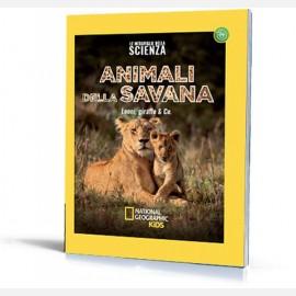 Animali della savana - Leoni, Giraffe e Co.