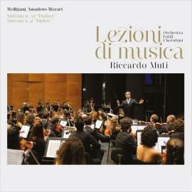 Mozart sinfonia 35 e 41
