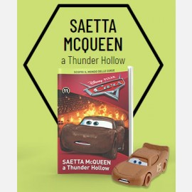 Saetta McQueen a Thunder Hollow