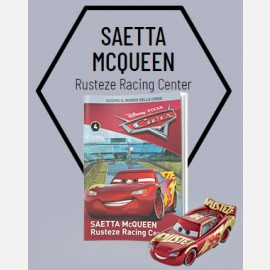 Saetta McQueen - Rusteeze Racing Center