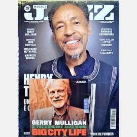 Luglio 2020 con CD (Gerry Mulligan & The concert jazz band - Big City Life)