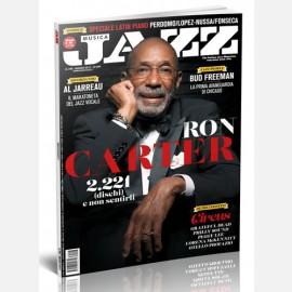 Marzo 2017 con CD (Paris Noir Jazz)