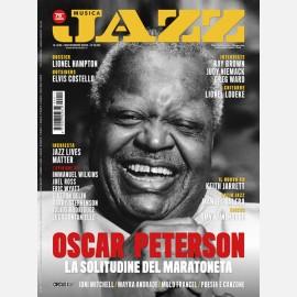 Novembre 2020 con CD (Peterson/Hampton/Jackson/Brown - Sultans of swing)