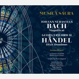 Bach/Händel, Magnificat - Dixit Dominus